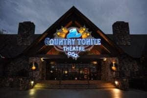 The Country Tonite Theatre in Pigeon Forge.