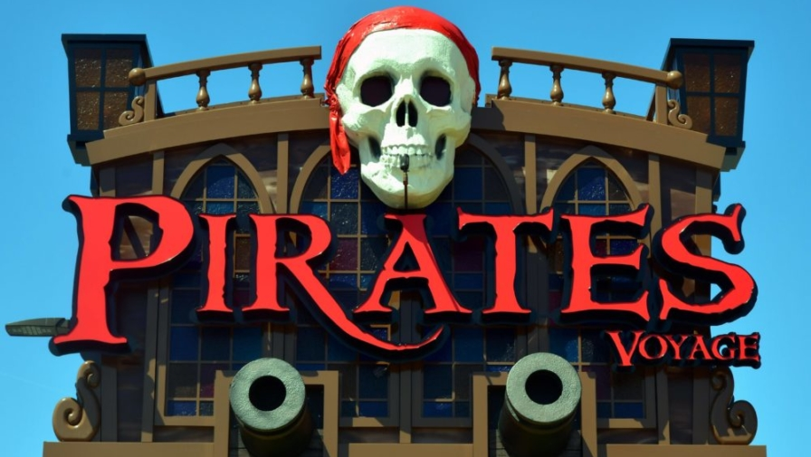 3 Things to Know about Pirates Voyage in Pigeon Forge