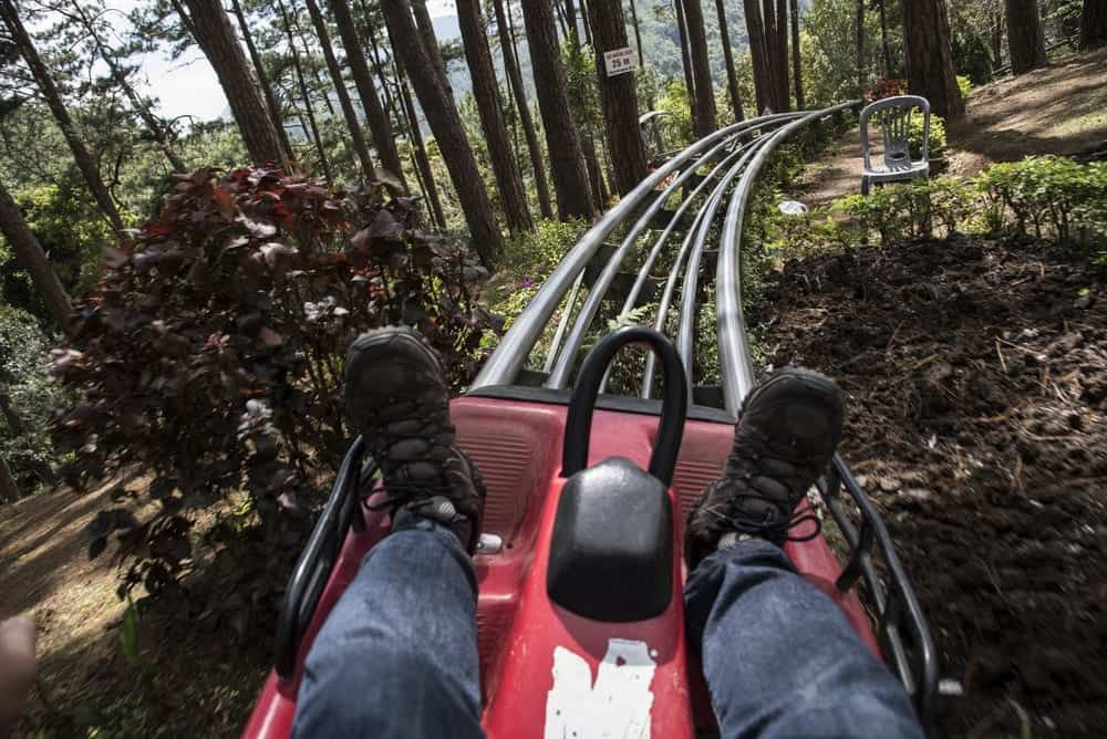 3 Mountain Coasters in Pigeon Forge You Have to Experience
