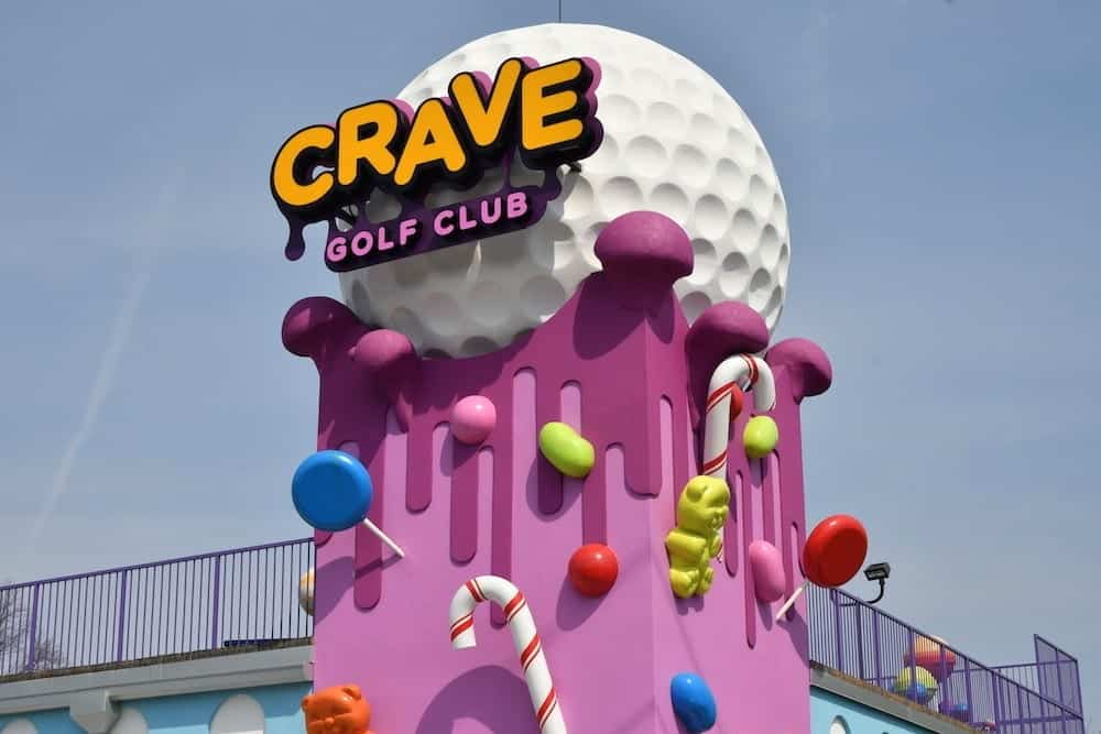 4 Fun Attractions You Need to Experience at Crave Golf Club