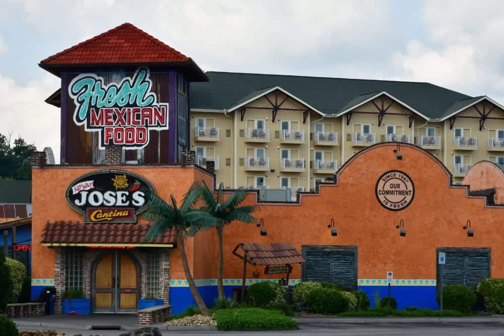 Top 4 Mexican Restaurants in Pigeon Forge You Need to Try